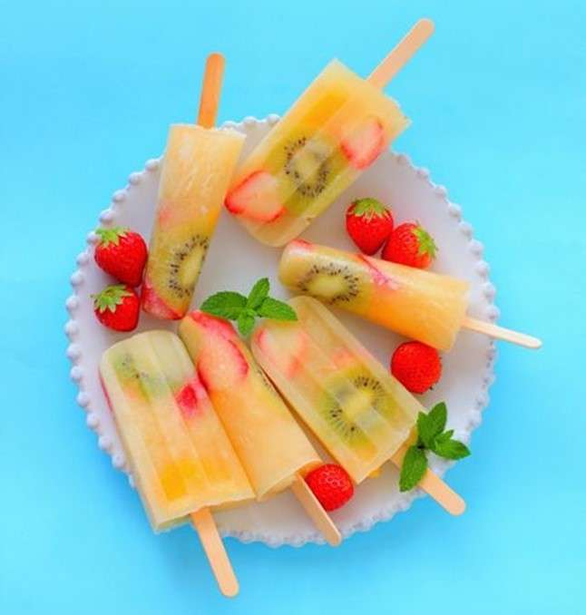 【画像】涼し気な食べ物(料理・お菓子)