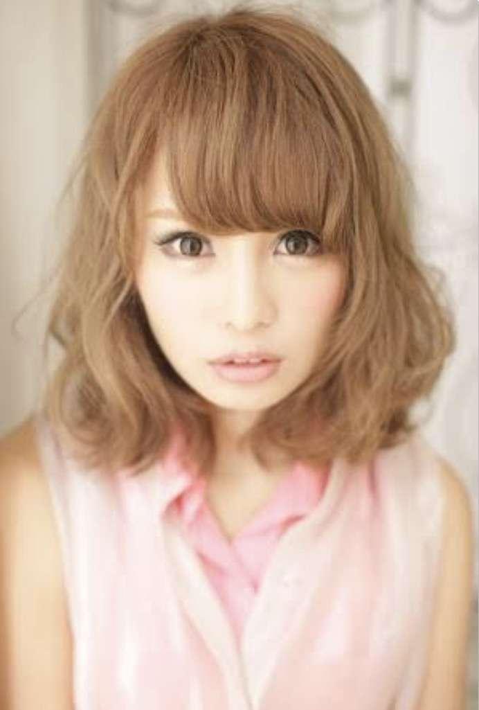 【今年の秋】髪色、髪型の流行り。
