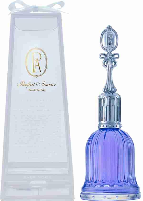 かわいい香水のボトル
