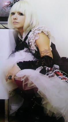 男性芸能人の女装姿