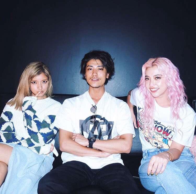 元KAT-TUN赤西仁、ローラと撮ったインスタ画像に注目集まる!