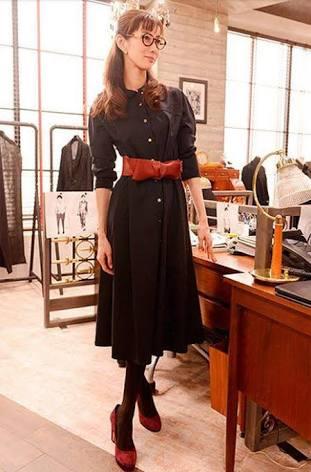 女優のおしゃれなファッションが見たい