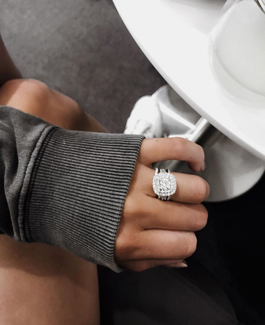 指輪が好きな人✩*॰¨̮