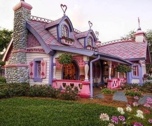 変わった形のハウス画像を貼るトピ