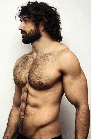 胸毛のある男性、好きですか?嫌いですか?