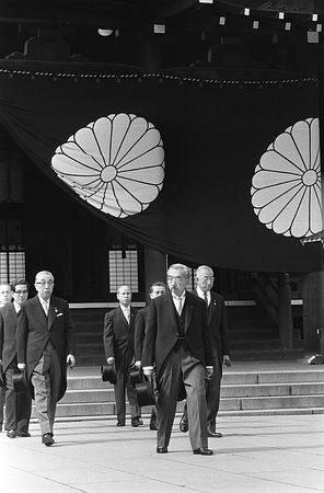 靖国神社参拝したことありますか?