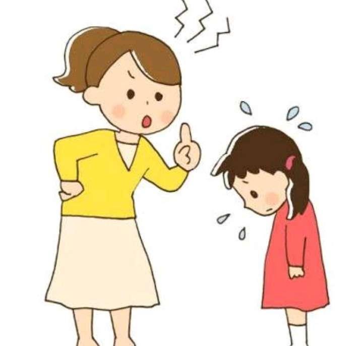 子供へ怒鳴ってしつけする親