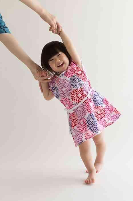 日本製の子供服
