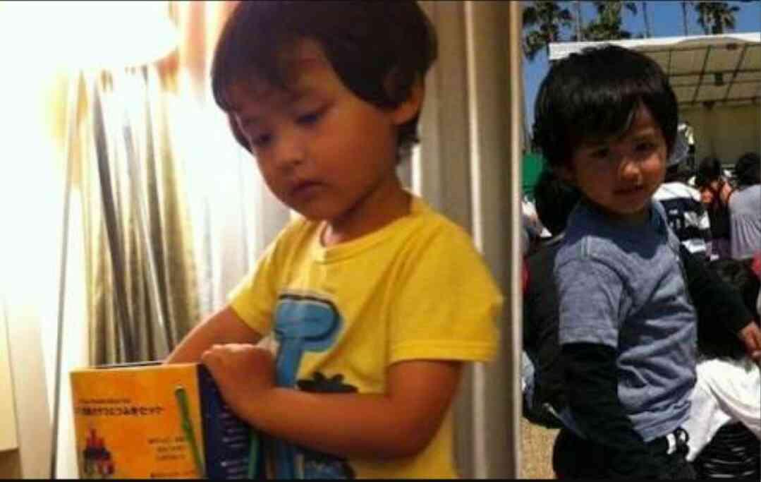 口元そっくり! 紗栄子、息子とのほっこりショットに「ママ似ですね!」「既にイケメン」