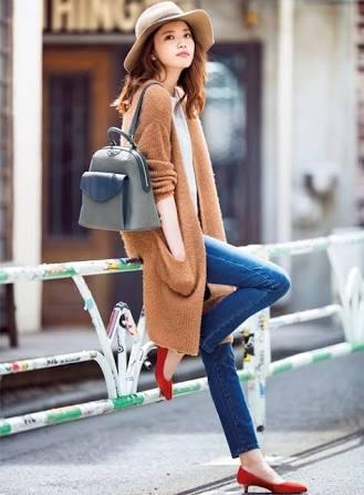 秋のファッションを語ろう♪