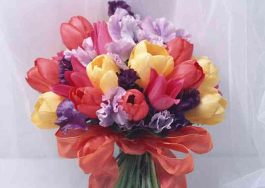 好きなお花の画像を貼るトピ