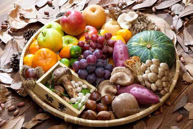 秋に食べたい物