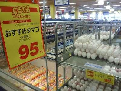 卵、1週間に何個使いますか?