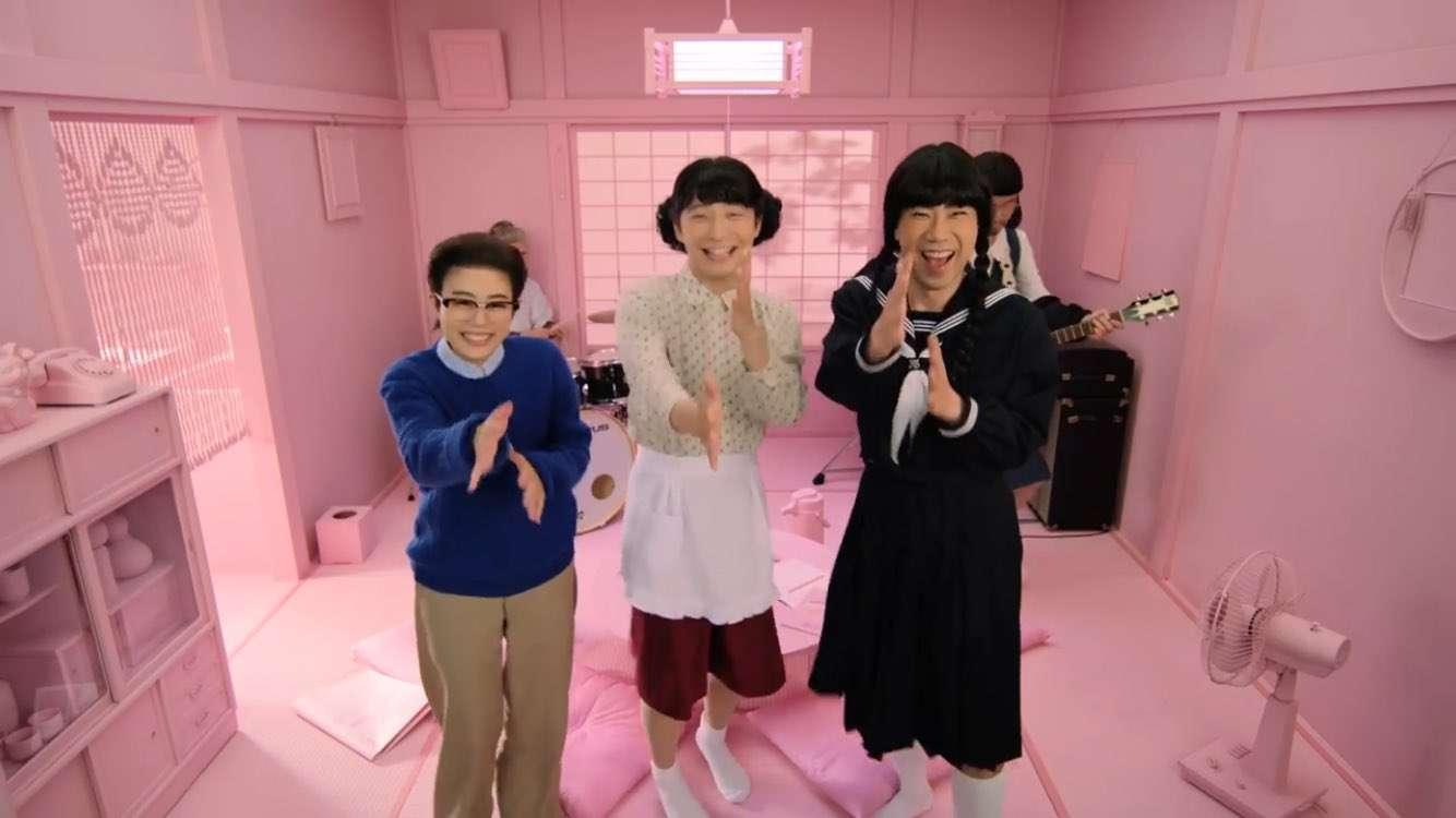 星野源、ピンク一色「MV美術展示」開催