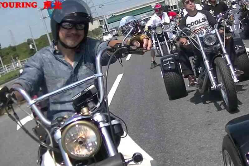 夫がバイク中毒の方!
