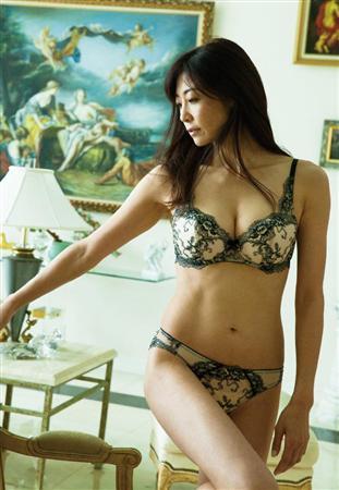 49歳・元「シェイプUPガールズ」中島史恵、今の体も好き 9年ぶりのDVD