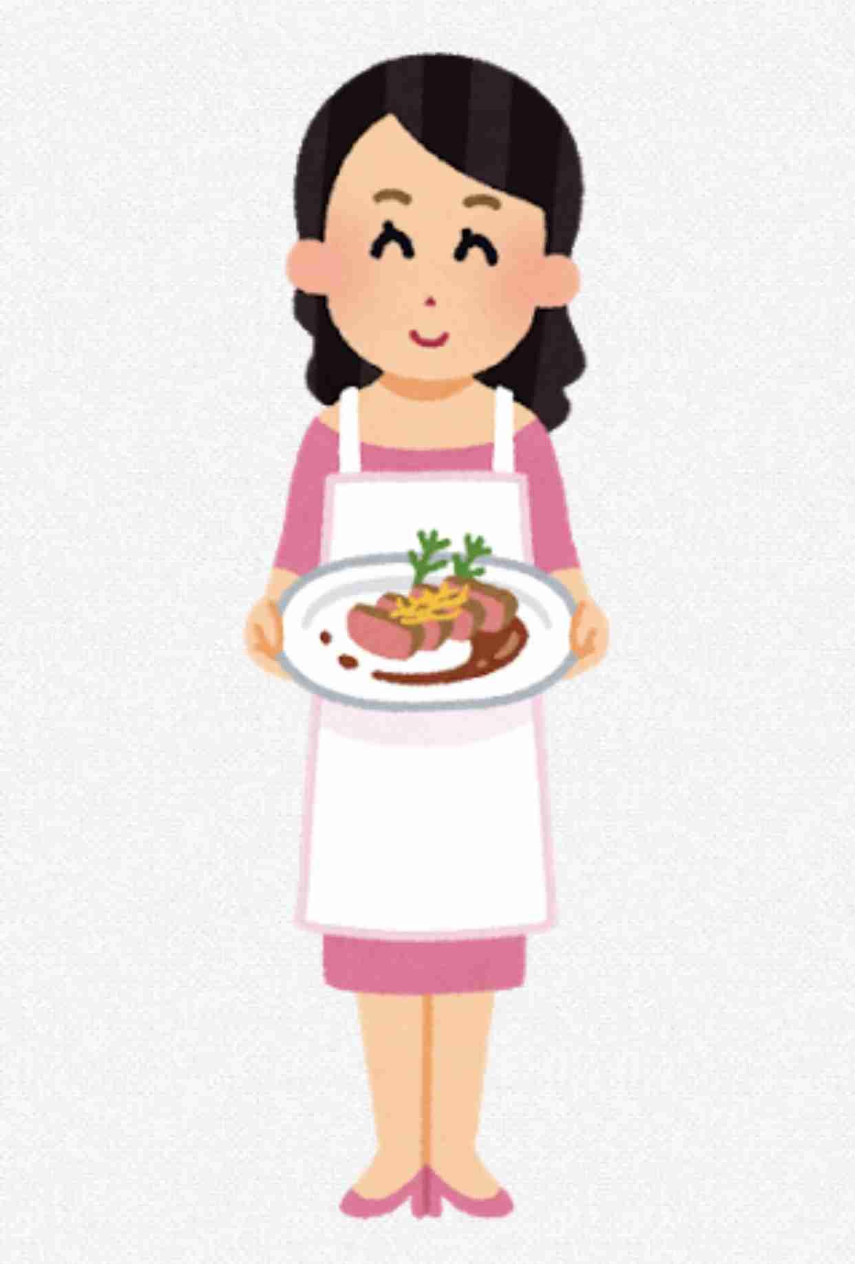 料理上手なママを目指したい