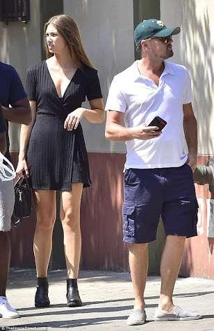 レオナルド・ディカプリオに新恋人?23歳ドイツ人モデルと噂