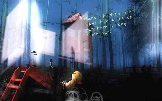 好きなゲームの画像やスチルを貼るトビ