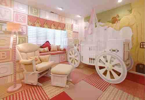海外の可愛い子ども部屋の画像で癒されるトピ☆