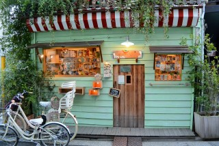 妄想トピ  小さなお店を開くなら。