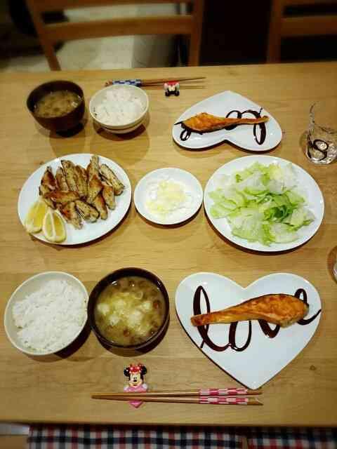 有名人の料理画像