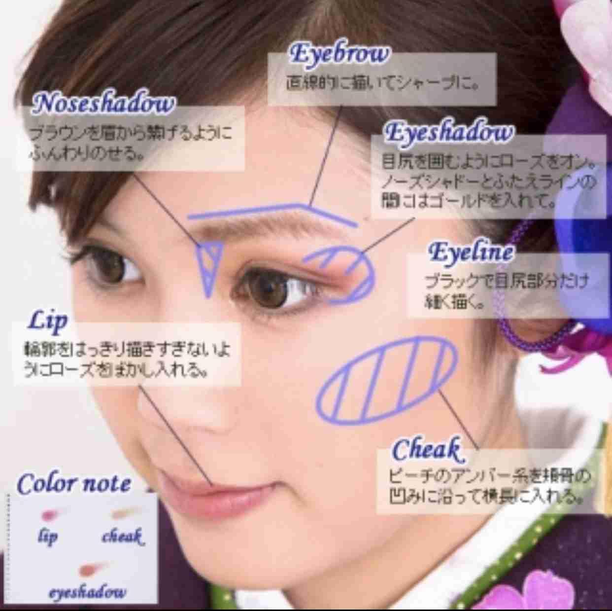【保存版】画像で学ぶ♡メイク方法【初心者歓迎】