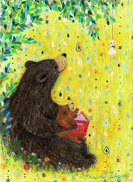 雨が好きなひと