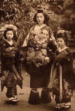 明治・大正時代の美人が見たい