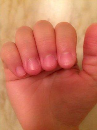 爪を伸ばすより短い方がすきな人。