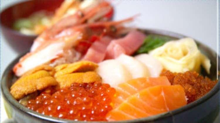 好きな海鮮を3つ挙げてください!