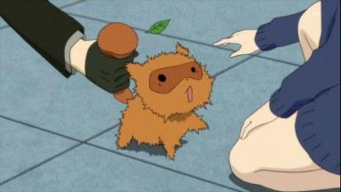 アニメの好きな動物キャラは何ですか?