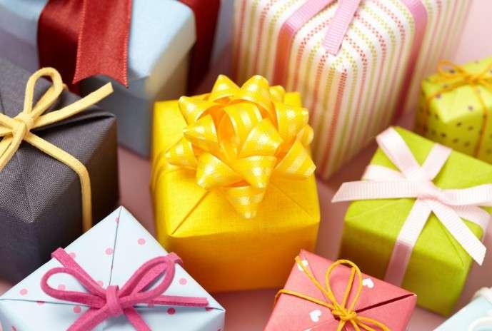 頂いたプレゼントの値段調べる?