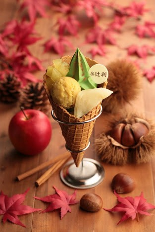 秋の味覚の画像で残暑を乗り切るトピ