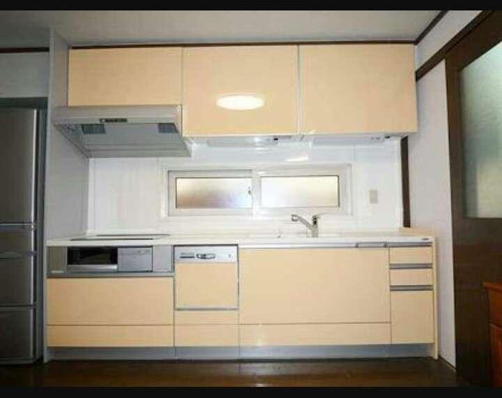 システムキッチンは何色にしましたか?