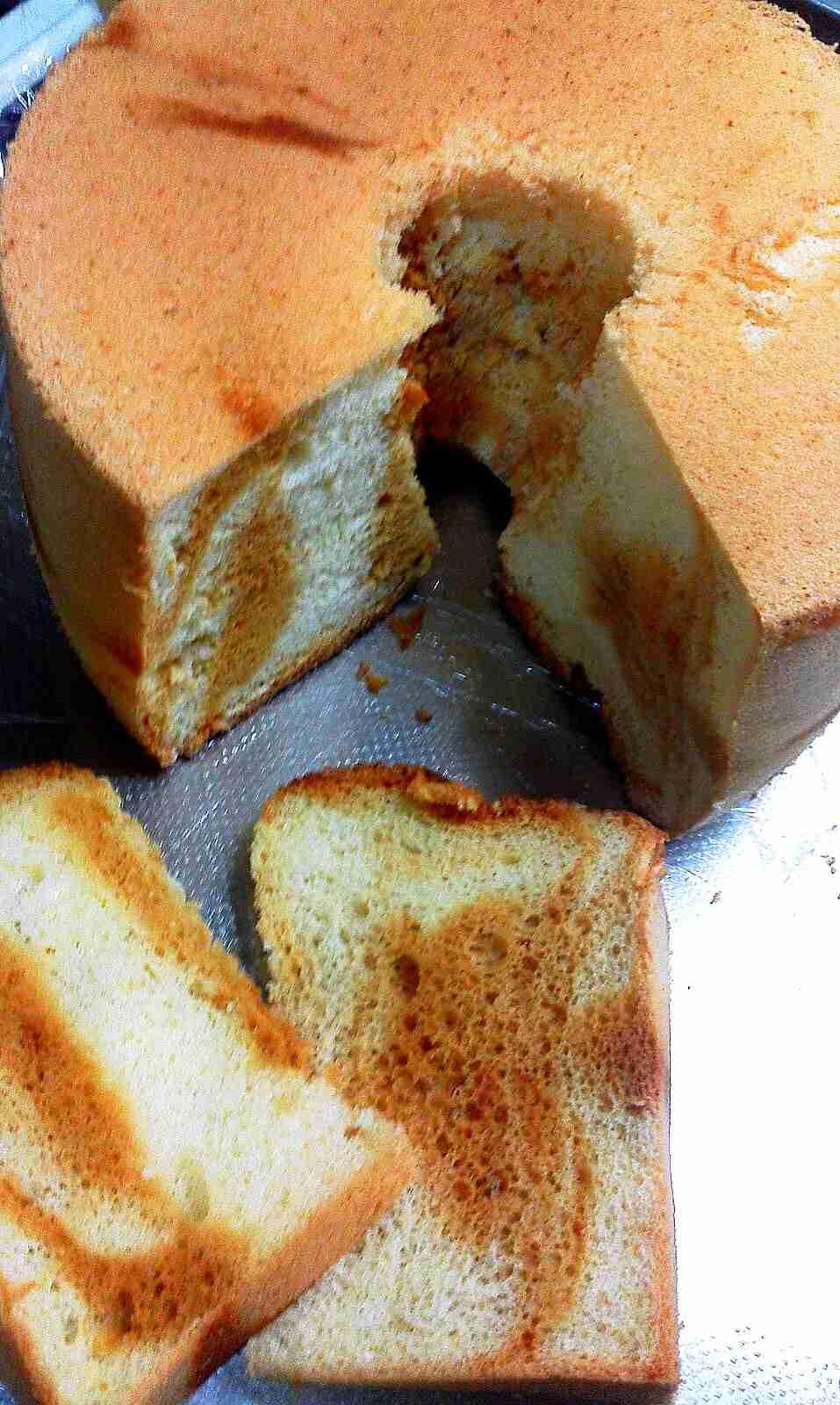 シフォンケーキの画像が集まるトピ