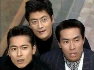 90年代を彩った男達