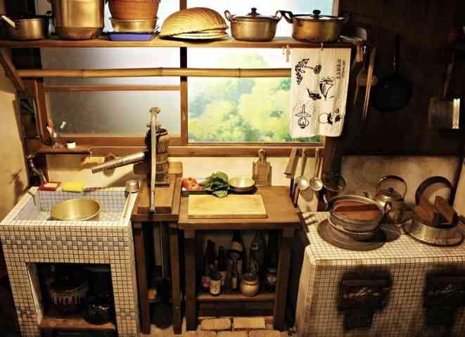 キッチンがせまい家の工夫