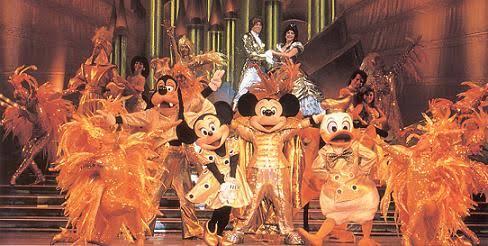 ディズニーでもう一度観たいショー・パレード