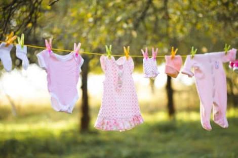 洗濯を干しながら思うこと!