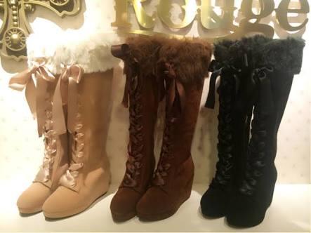 この秋冬どんなブーツ履く?