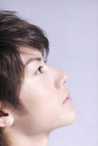 鼻の形が綺麗な男性芸能人