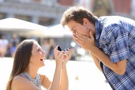 プロポーズ待ちの人っていますか?