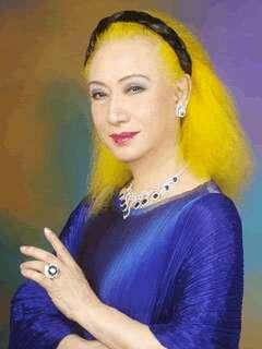 化粧が濃い芸能人の画像