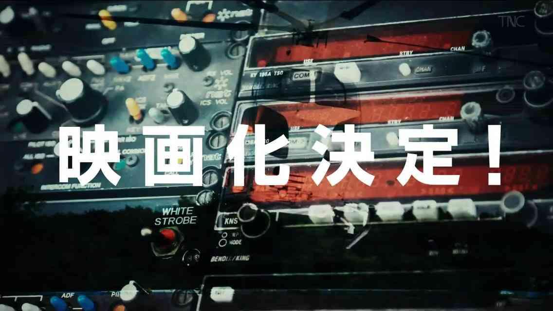 「コード・ブルー」映画化決定