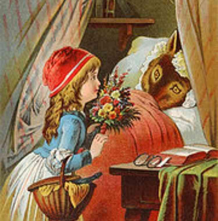 童話、昔話の登場人物にひと言申したい