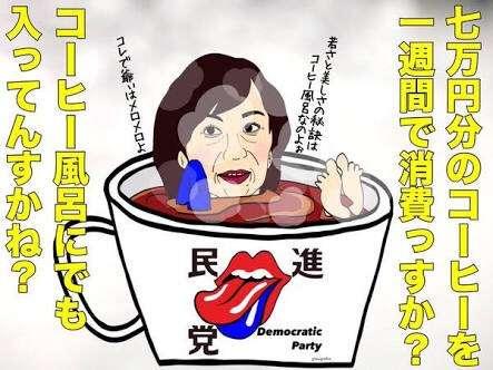 民進党・山尾しおり氏、幹事長断念 背景にスキャンダル