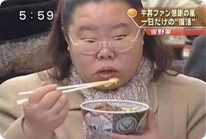 女性がひとりでも牛丼屋でスタイリッシュに食する方法