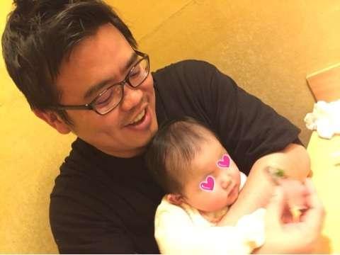 幸せそう…!井上和香、夫&愛娘との家族ショットが素敵すぎる