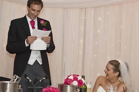 結婚式での両親への手紙